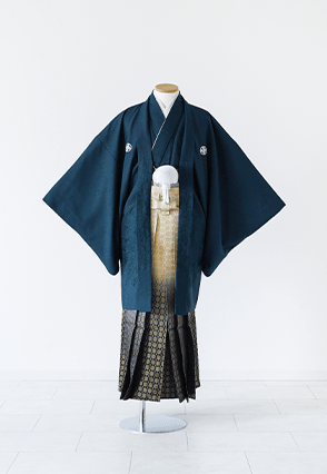 紋付き袴画像
