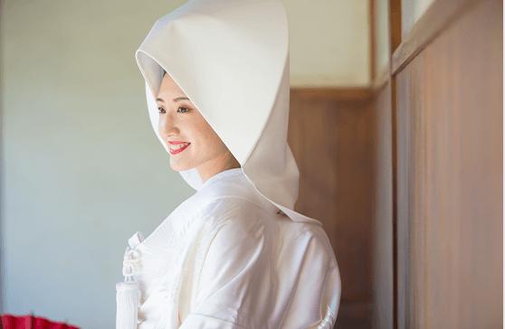 綿帽子の画像